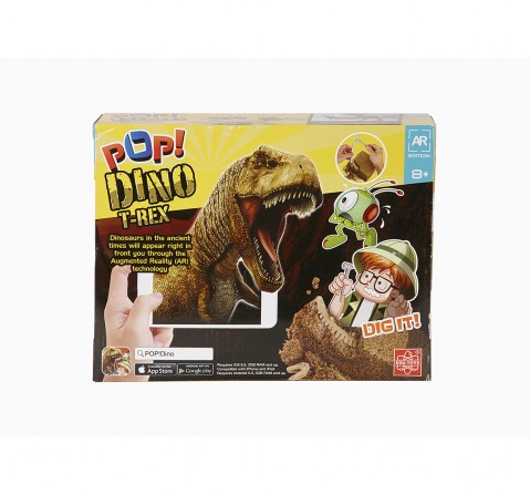 Edu Science Pop Dino T-Rex Science Kits for Kids age 8Y+