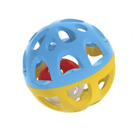 Winfun easy grasp rattle ball New Born for Kids age 3M+