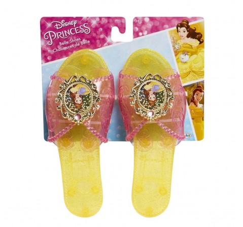 Disney Princess Belle Shoes Dolls & Accessories for Girls Age 3Y+