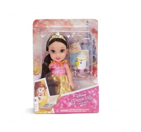 Disney Petite Princess Belle Dolls & Accessories for Girls age 3Y+