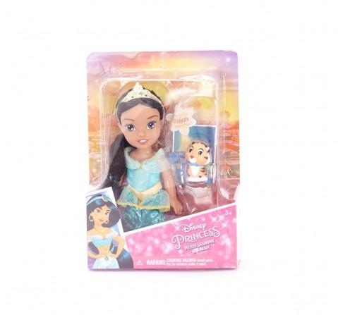 Disney Petite Princess Jasmine Dolls & Accessories for Girls age 3Y+