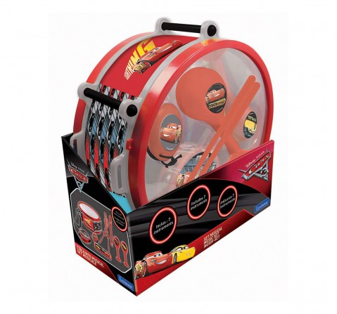Disney Cars Music Set Other Instruments for Kids age 3Y+
