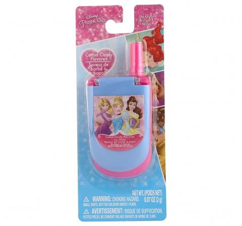 Townley Girl Disney Princess Lip Gloss Cell Phone  DIY Art & Craft Kits for Girls age 3Y+