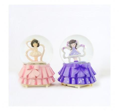 Karma Fairy Snowglobe 100Mm Impulse Toys for Kids age 7Y+ (Pink)