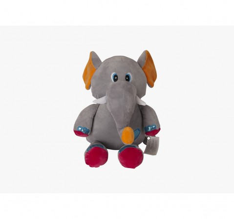 Sophie Elephant Soft Toy, 32Cms Quirky Soft Toys for Kids age 0M+ - 32 Cm