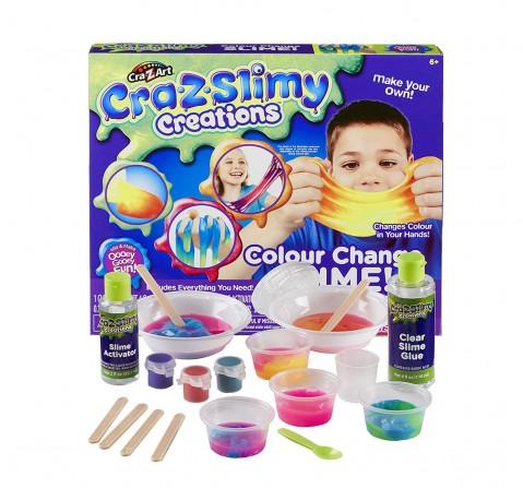 Cra-Z-Art Slime Color Change Slime Sand for Kids age 3Y+