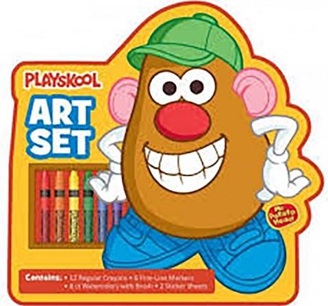 Playskool Art Set-Multicolor School Stationery for Kids age 3Y+