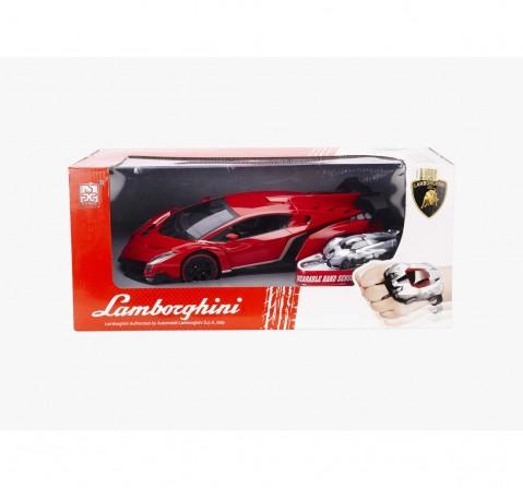 Toy Lab Red Lamborgini 1:14 Car Gauntlet Rmt Remote Control Toys for Kids age 6Y+