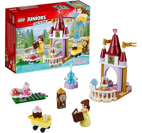 Lego Juniors 10762 Belle'S Story Time  Blocks for Kids age 4Y+