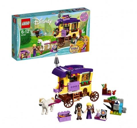 Lego Disney Princess Rapunzel's Traveling Caravan (323 Pcs)  41157  Blocks for Kids Girls age 6Y+