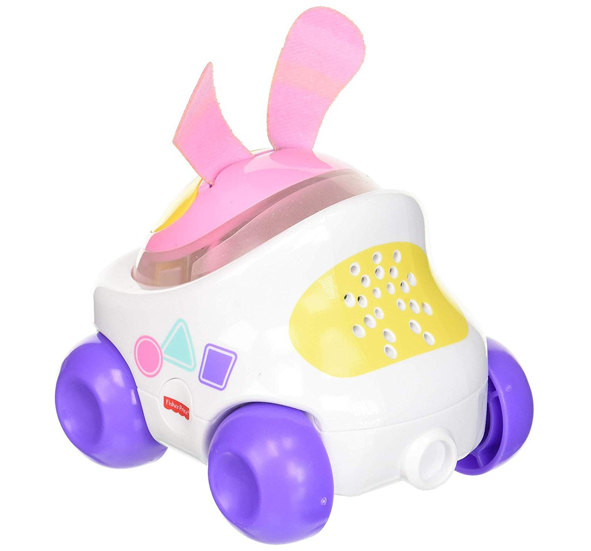 Fisher-Price Bright Beats Juniors - BeatBella Musical Toys for Kids age 9M+