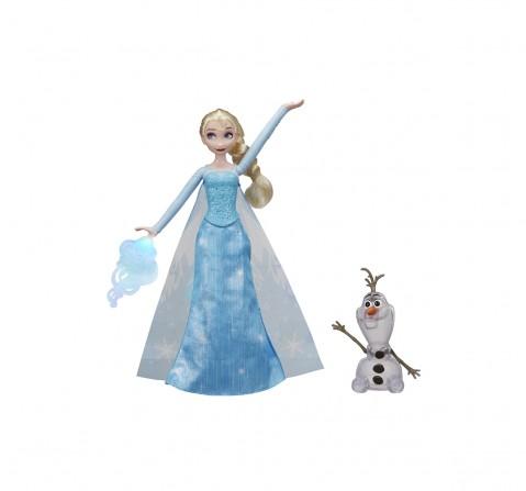 Disney Frozen Icy Lights Elsa Dolls & Accessories for Girls age 3Y+