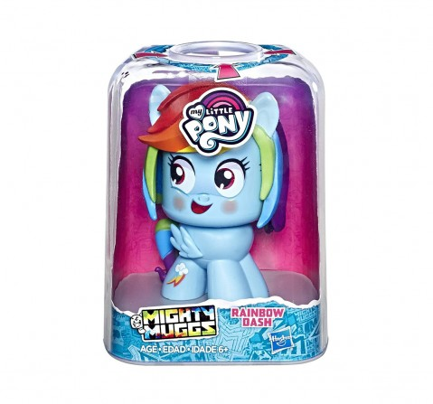 My Little Pony Mighty Muggs Assorted Collectible Dolls for Kids age 6Y+