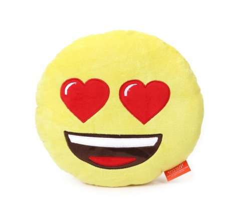 My Baby Excel Emoji In Love Face 30 Cm Plush Accessory for Kids age 1Y+