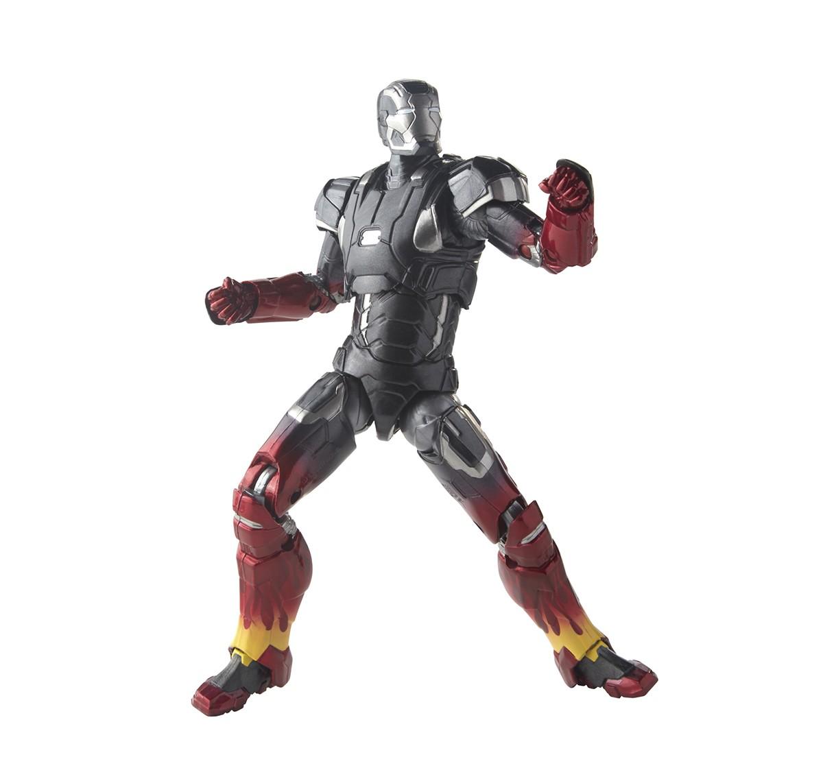 Marvel Iron Man 3 Pepper Potts, Iron Man Mark XXII & Mandarin  Action Figures for Boys age 4Y+