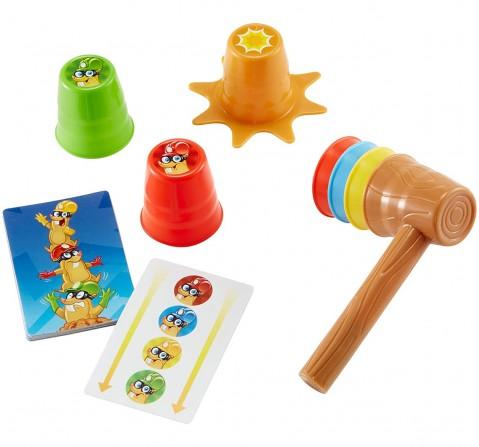 Mattel Games Fast Fun Wack A Mole Games for Kids age 3Y+