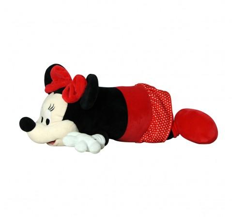 Disney Minnie Bolster Plush Accessories for Kids age 12M+ - 16.5 Cm