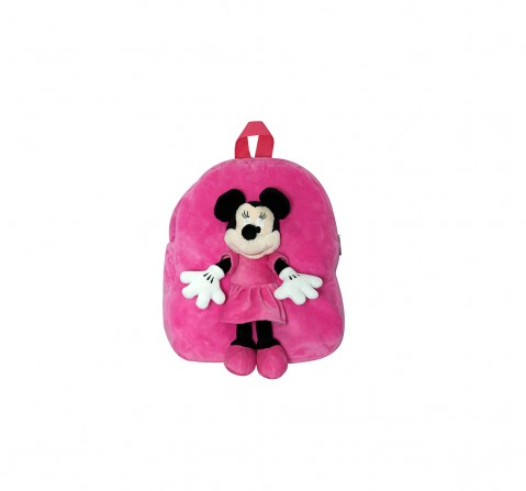 Disney Minnie Backpack Plush Accessories for Kids age 12M+ - 30.48 Cm