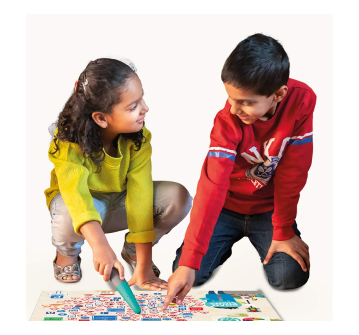 Go Discover Smart Chart - Interactive Learning Series Games for Kids age 5Y+
