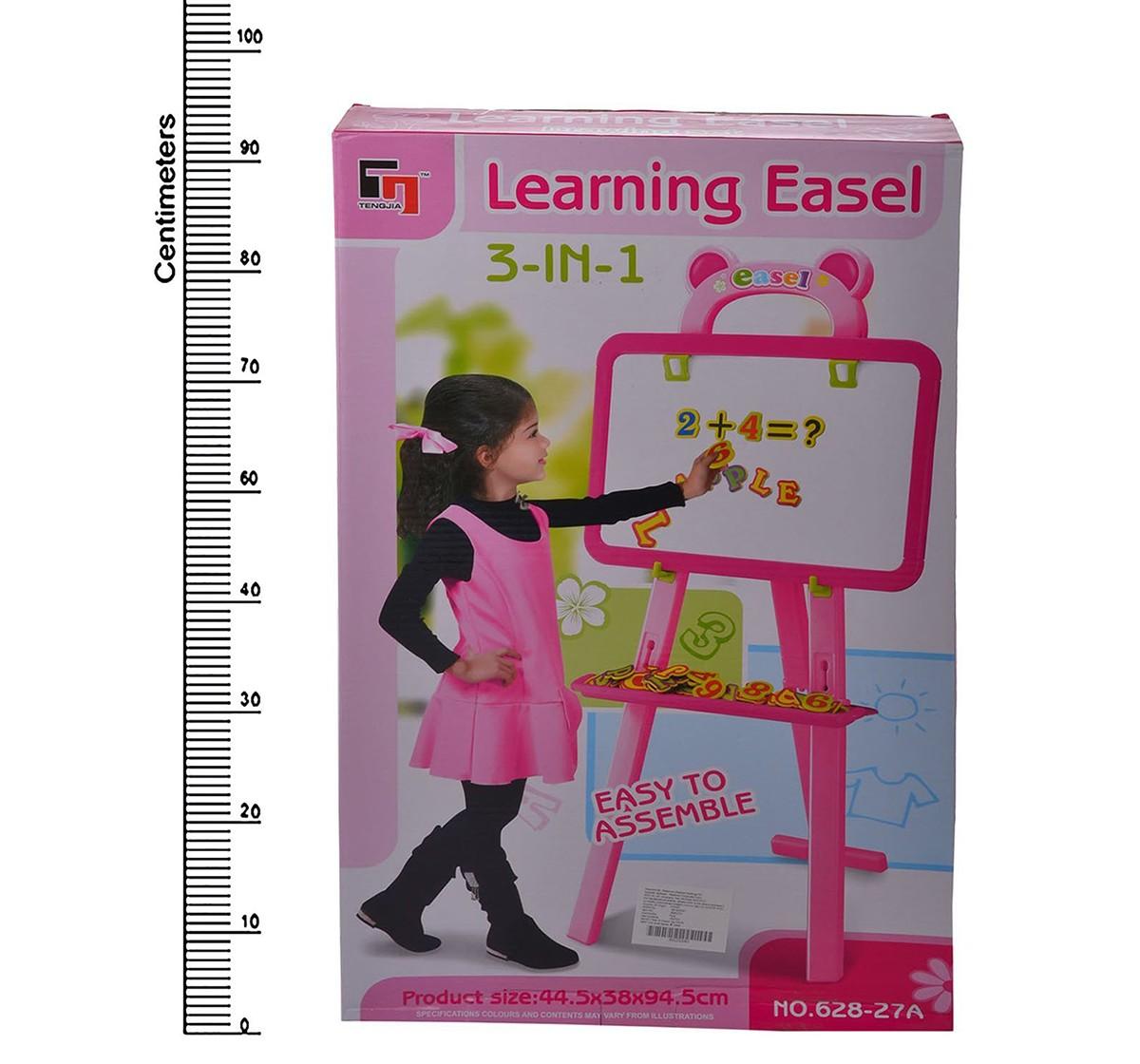 Comdaq Art Easel Activity Set for Kids age 3Y+