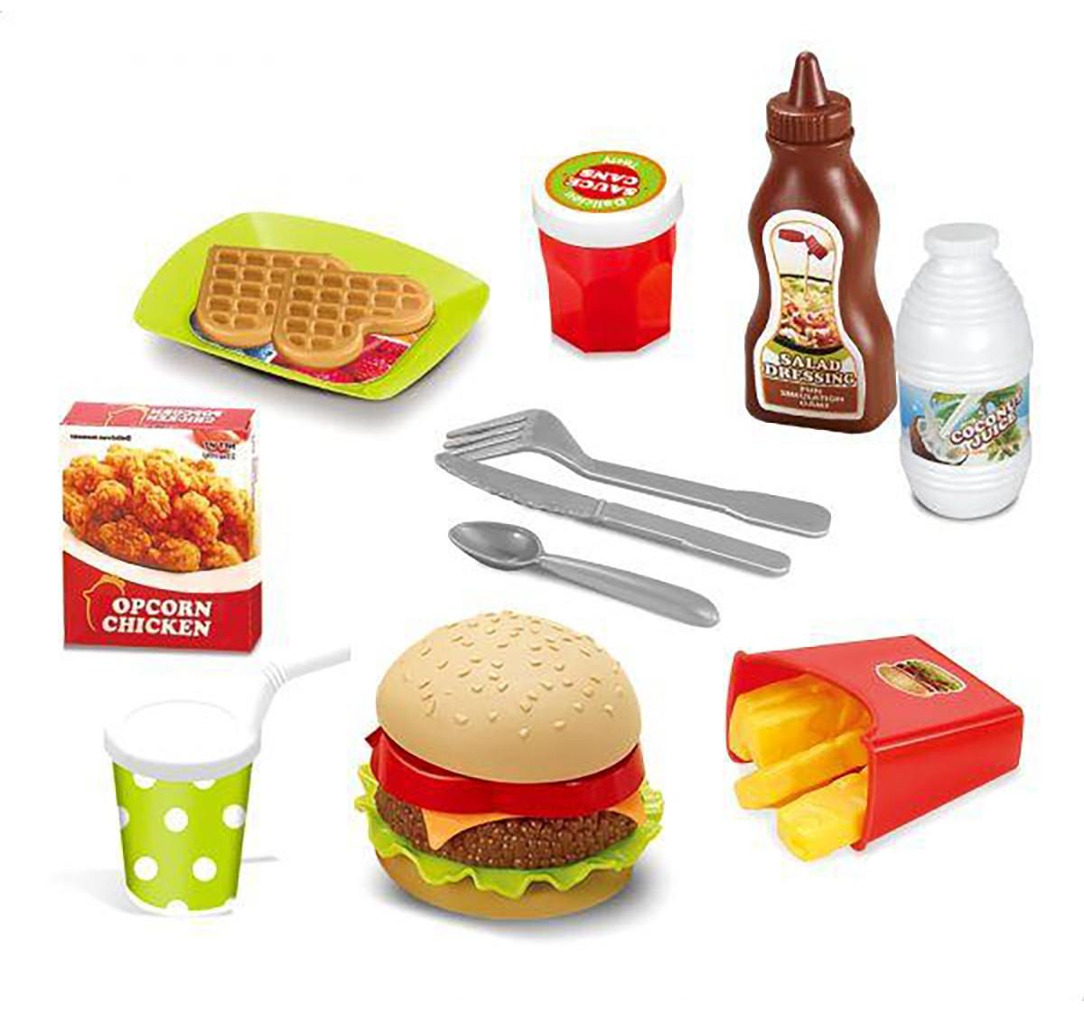 Comdaq Burger Set for Kids age 3Y+