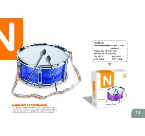 Comdaq Jazz Mini Drum Set for Kids age 3Y+