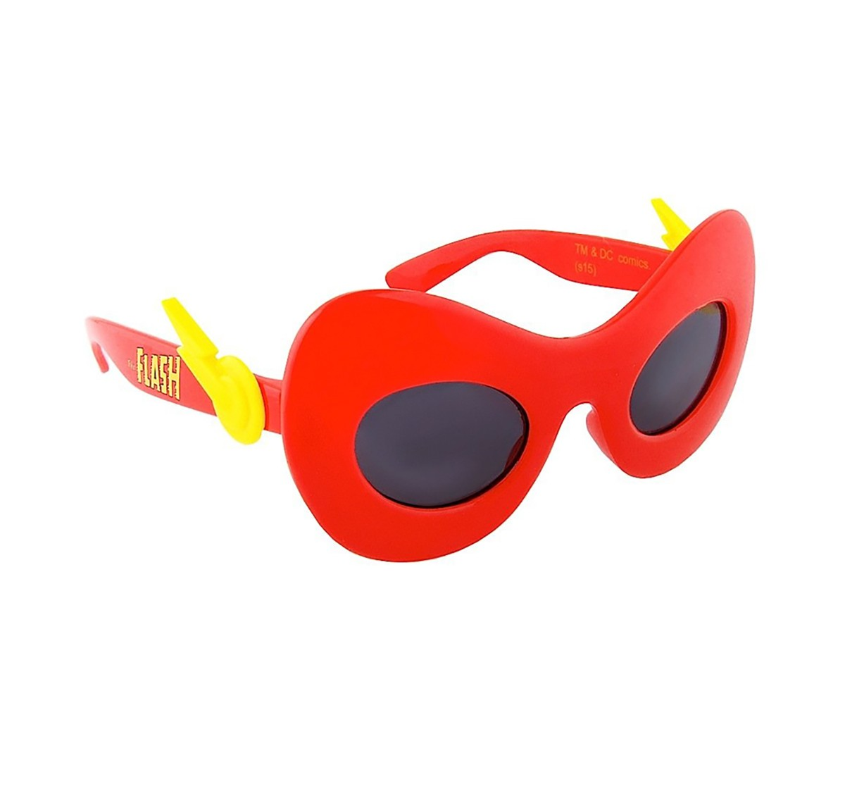 Dc Sunstaches Flash Character Sunglasses Novelty for Kids age 12M+
