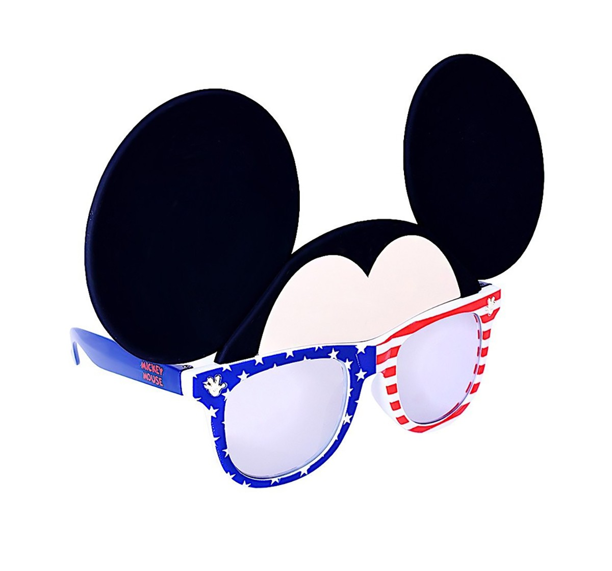 Disney  Sun Staches Red White And Blue Mickey Novelty for Boys age 3Y+
