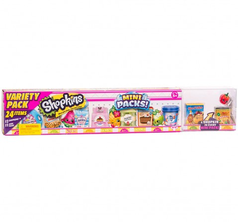 Shopkins Season 10 Mega Pack Collectible Dolls for Girls age 5Y+