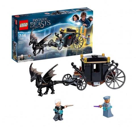 Lego Harry Potter Fantastic Beasts Grindelwald'S Escape (132 Pcs) 75951  Blocks for Kids age 7Y+