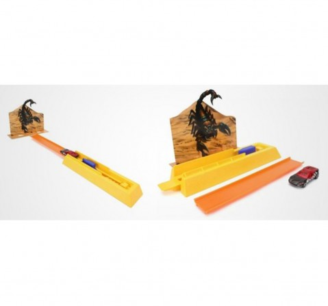 Hot Wheels Starter Track Set Assorted, Unisex, 4Y+ (Multicolor)
