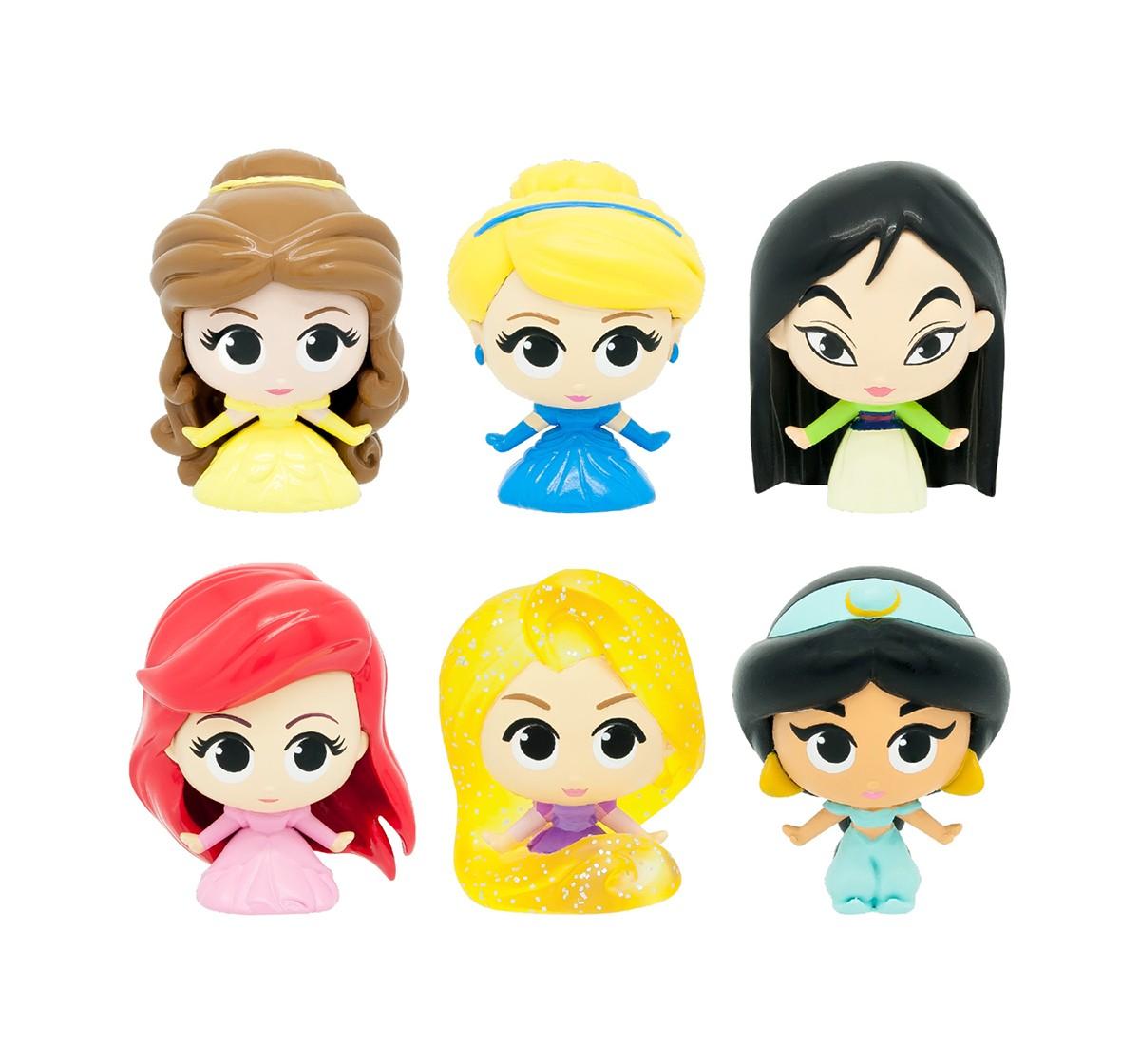 Fash'Ems Squishy Disney Princess S2 Toy Figures for Kids age 4Y+