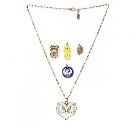Efg Fantastic Beasts Multi Charm Necklace for Girls age 7Y+