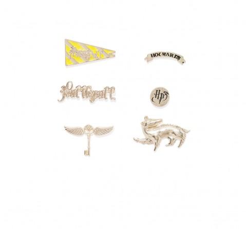 Efg Harry Potter Hufflepuff Pin Set for Kids age 7Y+