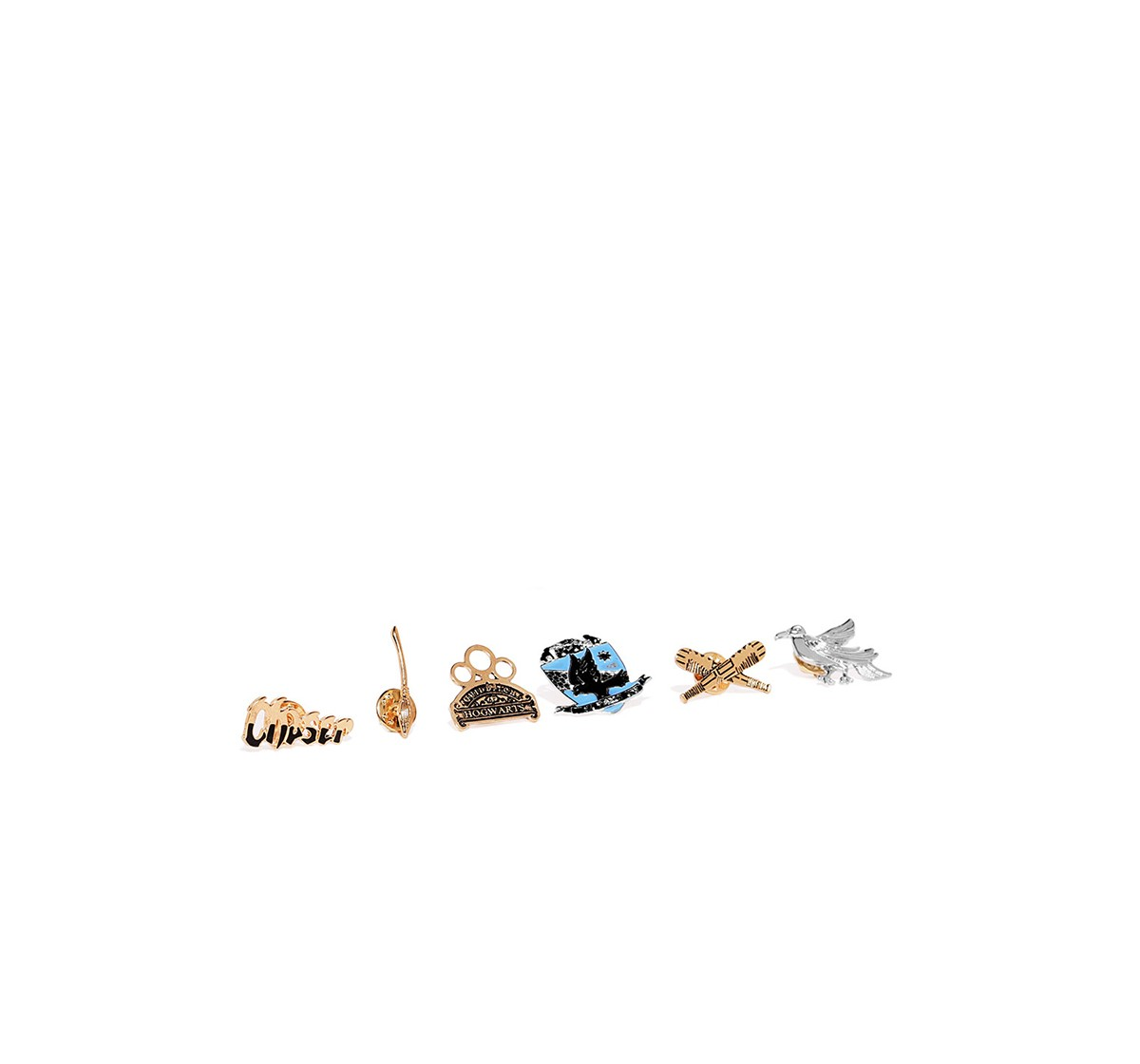 Efg Harry Potter Ravenclaw House Pin Set  for Kids age 7Y+