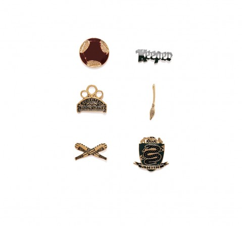 Efg Harry Potter Keepier House Pin Set for Kids age 7Y+