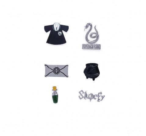 Efg Harry Potter Slytherin Stupfy Pin Set for Kids age 7Y+