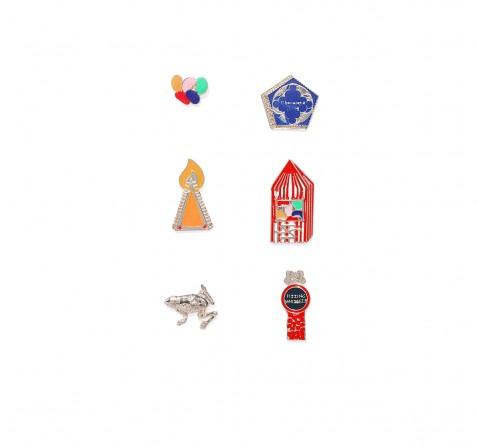 Efg Harrry Potter Honeydukees Pin Set for Kids age 7Y+