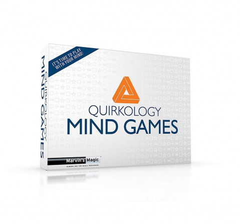 Marvin'S Magic Quirkology Mind Games Impulse Toys for Kids age 8Y+