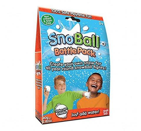 Zimpli Kids Snoball Battle Single Pack Impulse Toys for Kids age 3Y+