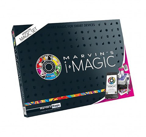 Marvin'S Magic Interactive Box Of Tri Impulse Toys for Kids age 5Y+ (Other)