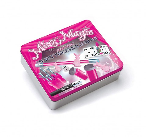 Marvin'S Mizz Magic Gift Tin for Kids age 8Y+