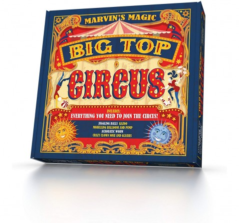 Marvin'S Magic Big Top Circus Impulse Toys for Kids age 8Y+