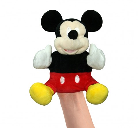 Disney Mickey Hand Puppet Dolls & Puppets for Kids age 12M+ - 20.32 Cm