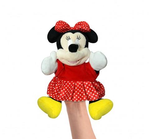 Disney Minnie Hand Puppet Dolls & Puppets for Kids age 12M+ - 20.32 Cm