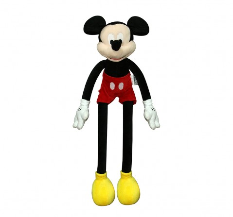 Disney Mickey Huggbale 72 Cm Character Soft Toys for Kids age 12M+ - 72 Cm
