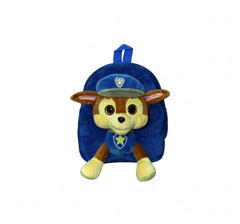 Paw Patrol Toy On Bag  Chase Plush Accessories for Kids age 12M+ - 30.48 Cm