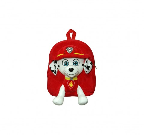 Paw Patrol Toy On Bag  Marshal Plush Accessories for Kids age 12M+ - 30.48 Cm