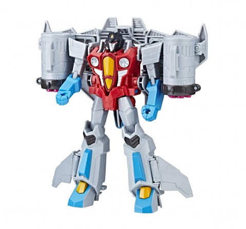 Transformers Action Attacker  Assorted Action Figures for Kids age 6Y+
