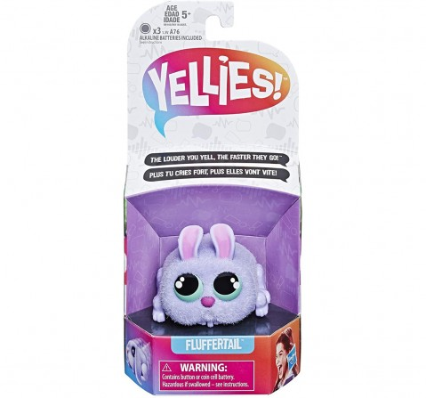 Yellies! Voice-Activated Spider Pet Assorted Impulse Toys for Kids age 5Y+